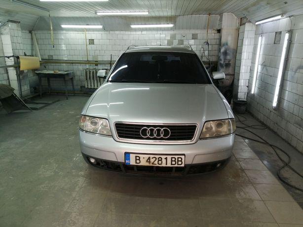 Продам обменяю Audi A6