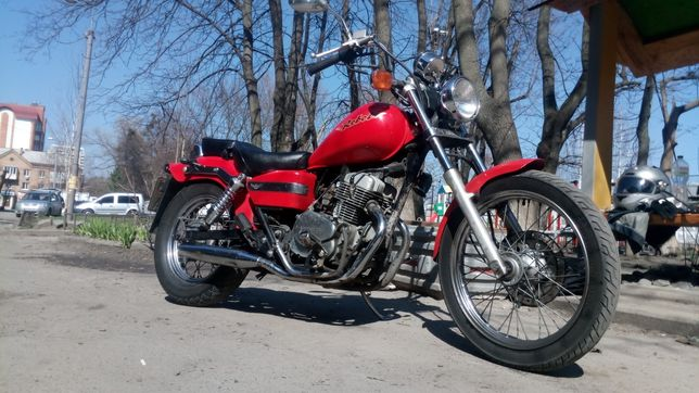 Мотоцикл Honda Rebel 125