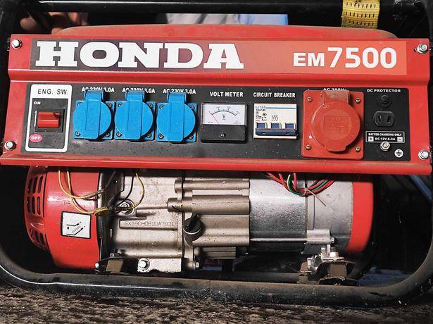 Gerador Honda EM7500 gasolina