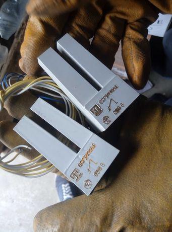 Выключатели, переключатели, микропереключатели, тумблера и т.д