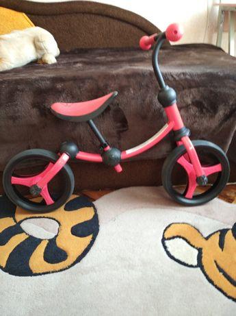 Беговел Smart Trike Running Bike, красный
