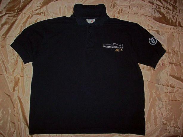 Коллекция Grand Prix F-1 Шумахер чемпион 1995- футболка поло
