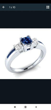 Nowy pierścionek srebro 925