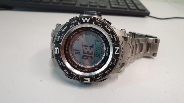 Casio protrek PRW 3500T,  ewentualnie zamiana na zegarek garmina