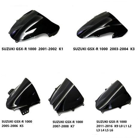 Szyba Nowa SUZUKI GSX-R 1000 K1 K3 K5 K7 K9 L0 2001r-2016r