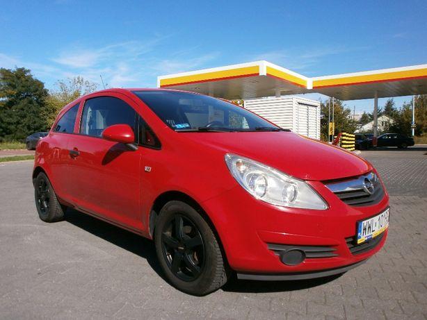 Opel Corsa 1.3 ecoFlex, salon PL, servis, Warszawa