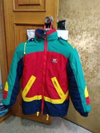 Куртка теплая детская р.10-12(евр.)