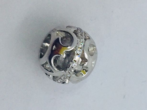 Шарм Пандора Pandora серебро 925 производство Италия со Swarovski