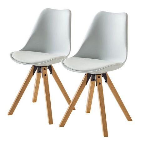 Krzesło do kuchni salonu Aledas 2 szt. M029