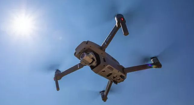 DRON Znakowanie drona numerem identyfikacyjnym operatora