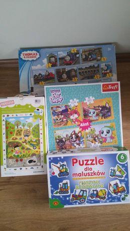 puzzle komplet dla dziecka  zabawka zabawki