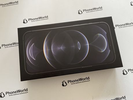 Nowy Iphone 12 pro max 256gb blekitny gwarancja PhoneWorld