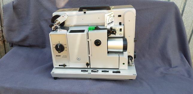 Projektor filmowy + Dodatki Bauer P7
