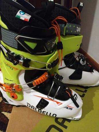 Dalbello Lupo 115 лижні черевики боти  фрірайд скітур