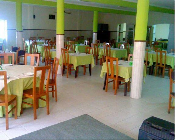 Trespasse restaurante em Bustos com lucro garantido