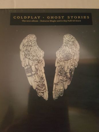 Coldplay Ghost Stories. Nowa zafoliowana płyta CD.