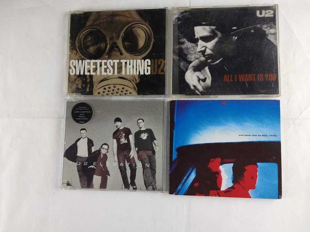 Single CD U2 , rod stewart duzy wybór