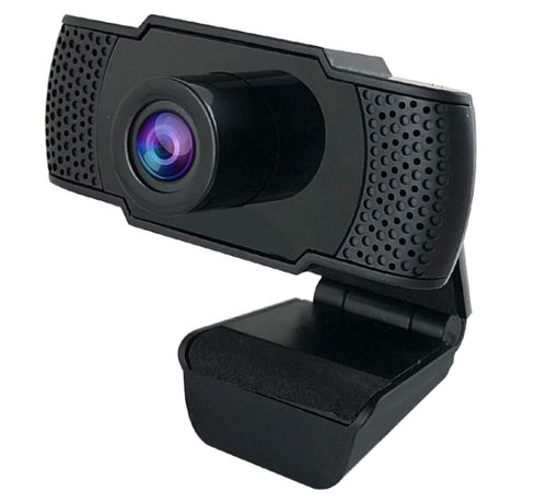 Kamerka Kamera Internetowa PC DO LEKCJI + MIKROFON FULL HD 1080P