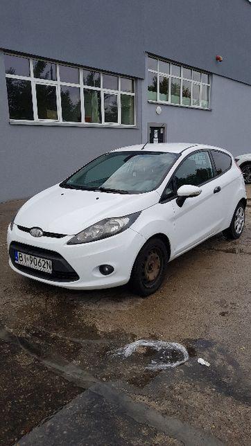 Ford Fiesta VAN 1,4 CDTI, 2010r, VAT 23%, przebieg 198 000