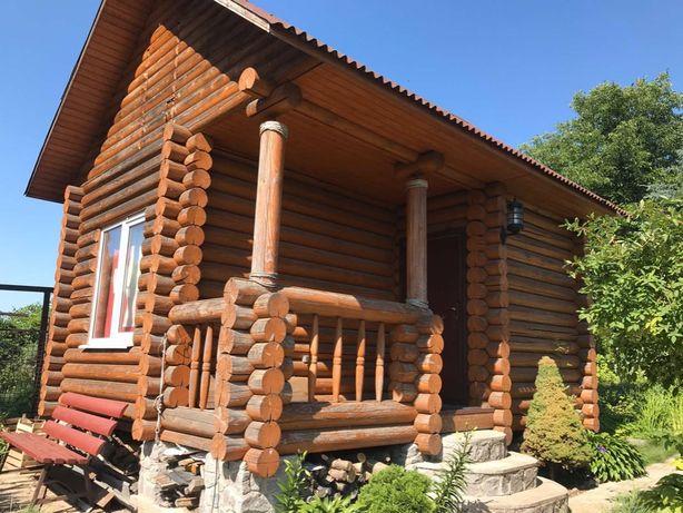 Продам деревянный дом из сруба (БЕЗ УЧАСТКА)