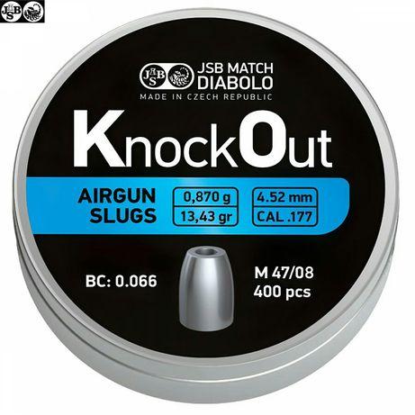 JSB KnockOut 4,5 .177