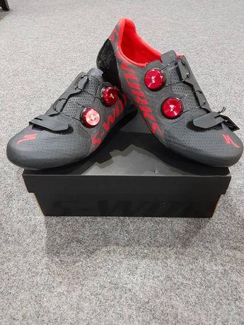 Buty szosowe Specialized S-Works 7 Black - Red 42