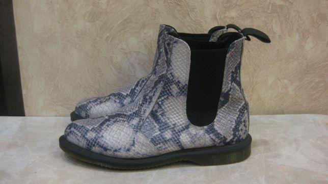 Продам ботинки Dr Martens кожа FLORA