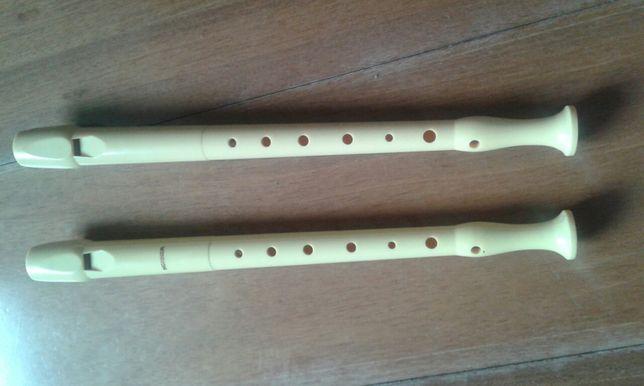 Duas Flautas de Bisel Hohner 9508 Soprano