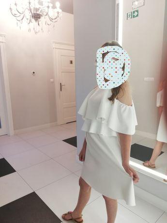 Sukienka śliczna bdb stan polecam XS, s