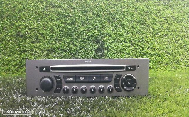 Radio Cd Peugeot 308 Sw I (4E_, 4H_)
