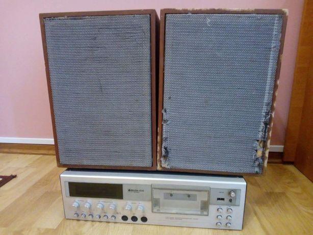 Продам колонки к магнитофону  МАЯК 233 стерео