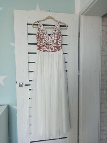 Sukienka ślubna rozmiar 36