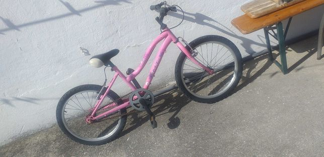 Bicicleta menina bom estado