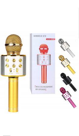 Mikrofon Bluetooth bezprzewodowy karaoke