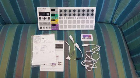 Arturia Beatstep Pro Kontroler MIDI sekwencer