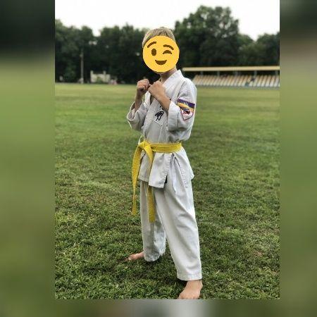 Кимоно на мальчика