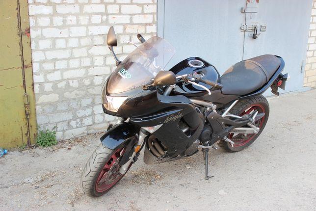 Мотоцикл Kawasaki Ninja EX650A 2008