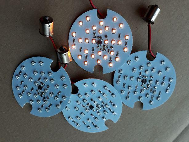 motor LED wkłady kierunkowskazów