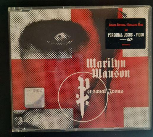 "Marilyn Manson ""Personal Jesus"" 2004"