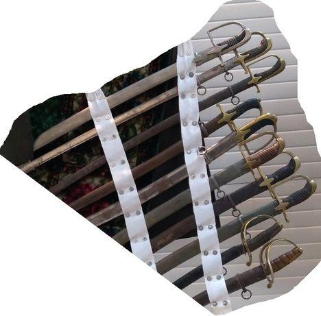 Kolekcja szabel różnych , cenie od 550 zł. szt