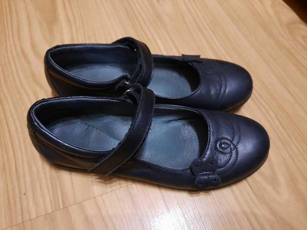 Кожаные туфельки 36 размер
