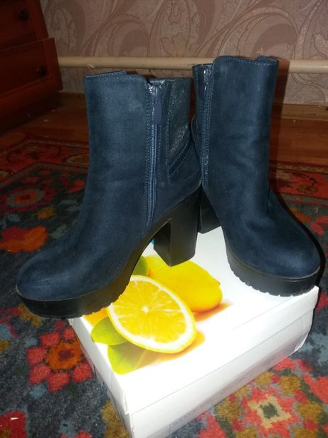 Легусенькие бомбезные ботиночки