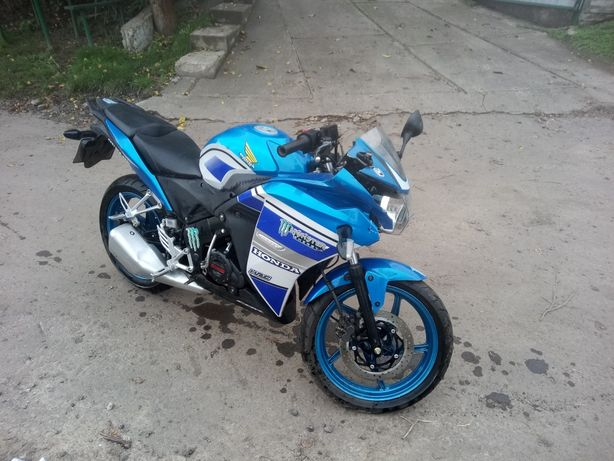Мотоцикл Viper v200cr