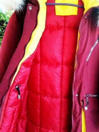 Зимняя куртка.Размер 50-52.В идеальном состоянии!!