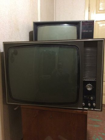 Телевизоры б/у 3шт.