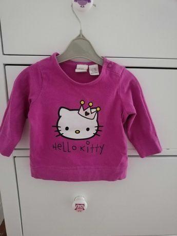 Bluzeczka hello Kitty