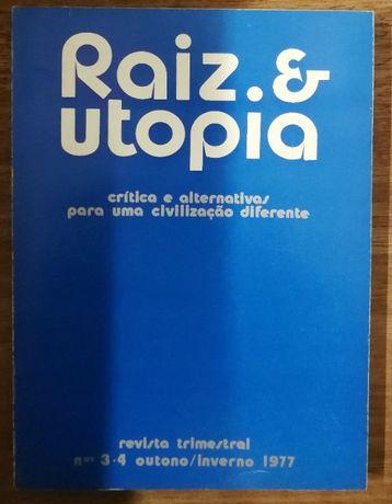 raiz. & utopia, revista trimestral outono/inverno 1977