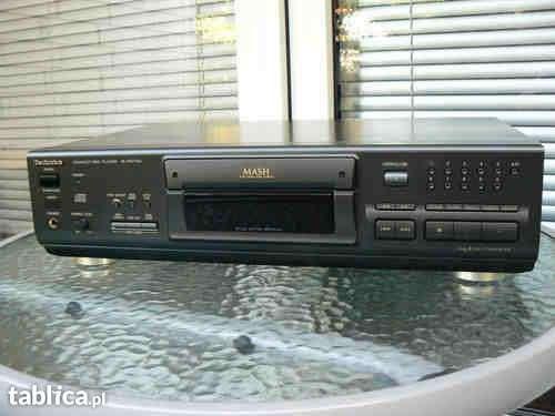 TECHNICS odtwarzacz CD SL-PS770A