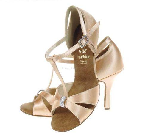 Buty do tańca ślubne Artis DL-27, r. 38