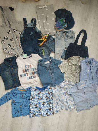Комбінезон сорочки кофтинки джинси штани  zara next sinsay pepco
